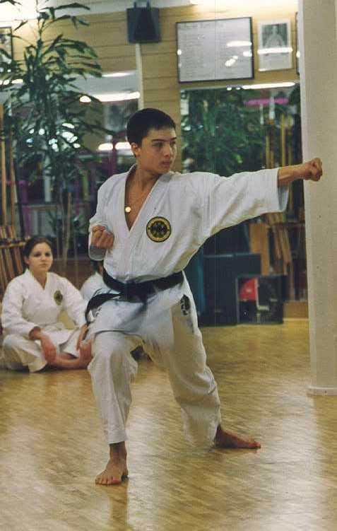 Geschichte Seibukan Karate